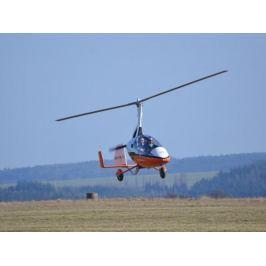 Zážitek - Pilotem vírníku na zkoušku - Plzeňský kraj