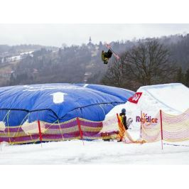 Zážitek - Kurz akrobatických skoků - Liberecký kraj