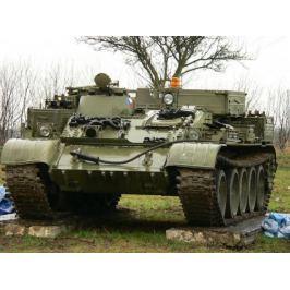 Zážitek - Jízda v tanku VT 55 - Středočeský kraj