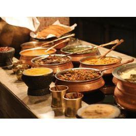 Zážitek - Kurz indické kuchyně - Praha