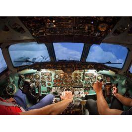 Zážitek - Letecký simulátor Douglas DC-9 - Liberecký kraj