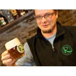 Zážitek - Sládkem na jeden den - dárek pro pivaře - Vysočina