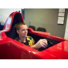 Zážitek - Závodní simulátor Formule 1 - Praha