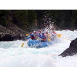Zážitek - Rafting - Liberecký kraj