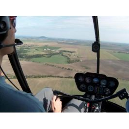 Zážitek - Pilotem vrtulníku - Středočeský kraj