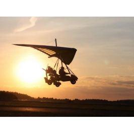 Zážitek - Pilotem motorového rogala na zkoušku - Plzeňský kraj
