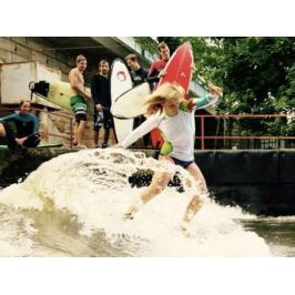 Zážitek - Surfing na řece - Středočeský kraj
