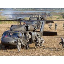 Zážitek - Vrtulníkový výsadek - Jihočeský kraj