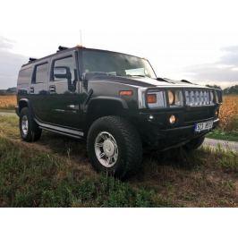 Zážitek - Pronájem auta Hummer H2 - Praha