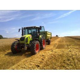Zážitek - Zážitková jízda traktorem spojená s prací na poli - Zlínský kraj