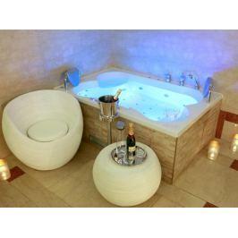 Zážitek - Privátní vinná koupel - Praha