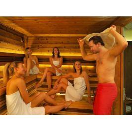 Zážitek - Privátní wellness a saunové ceremoniály se saunovým mistrem - Praha