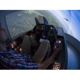 Zážitek - Letecký simulátor stíhačky F16 - Jihomoravský kraj