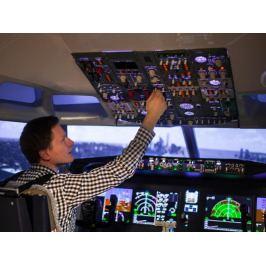 Zážitek - Letecký simulátor Boeing 737 MAX - Jihomoravský kraj
