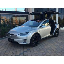 Zážitek - Zážitková jízda elektromobilem Tesla X - Praha