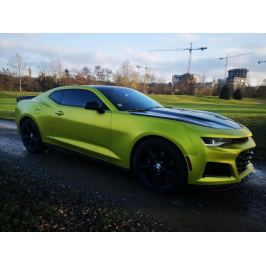 Zážitek - Pronájem supersportu Chevrolet Camaro 2018 - Praha