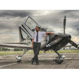 Zážitek - Pilotem luxusního letadla na zkoušku - Praha