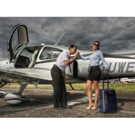 Zážitek - Vyhlídkový let luxusním letadlem - Praha