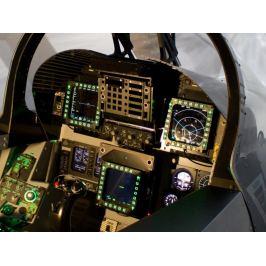Zážitek - Letecký simulátor stíhačky F/A-18 Hornet - Jihomoravský kraj