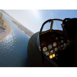 Zážitek - Letecký simulátor stíhačky Supermarine Spitfire - Jihomoravský kraj