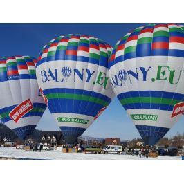 Zážitek - Vyhlídkový let balónem nad Tatrami - Zahraničí