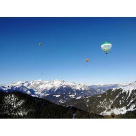 Zážitek - Zimní vyhlídkový let balónem nad Alpami - Zahraničí