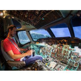 Zážitek - Letecký simulátor DC-9 + let v Cessně 172 - Liberecký kraj