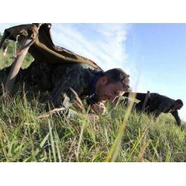 Zážitek - Army drill aneb Zpátky na vojnu - Středočeský kraj