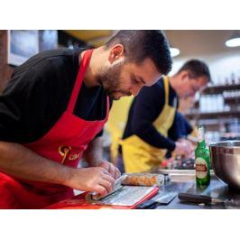Zážitek - Kurz přípravy sushi - Praha