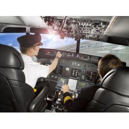 Zážitek - Letecký simulátor Airbus A320 vs. Boeing 737 - Praha