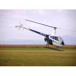 Zážitek - Adrenalinový let vrtulníkem - Středočeský kraj