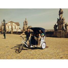 Zážitek - Kutnou Horou na rikše - Středočeský kraj