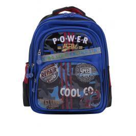 Detail zboží · Modrý klučičí batoh s potiskem Freelander Triple Gusset 14 l 03de90dd57