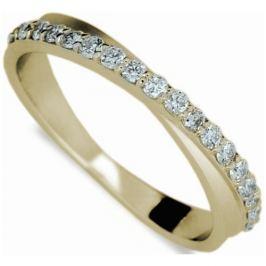 Danfil Luxusní diamantový prsten DF1972z 56 mm