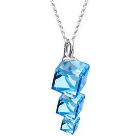 Preciosa Stříbrný náhrdelník Calypso 6252 67 (řetízek, přívěsek)