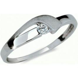 Danfil Krásný diamantový prsten DF1779b 50 mm