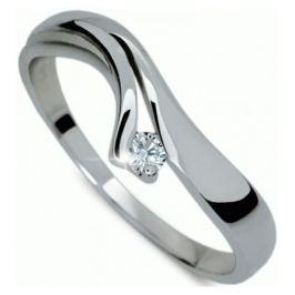Danfil Zásnubní prsten DF1853 58 mm