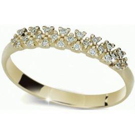 Danfil Krásný diamantový prsten DF2059z 62 mm