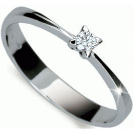Danfil Decentní zásnubní prsten DF1958b 61 mm