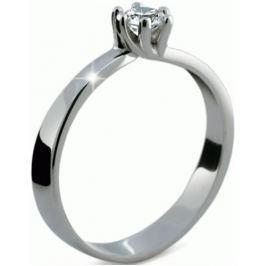 Danfil Luxusní zásnubní prsten s diamantem DF1960b 51 mm