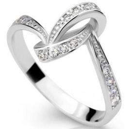 Danfil Nádherný diamantový prsten DF2324b 51 mm