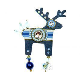 Deers Velká námořnická brož Pepinno