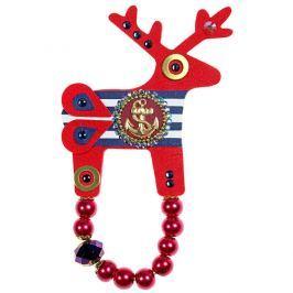 Deers Velký červený námořnický jelínek Water Lady Deers