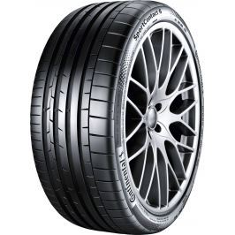 CONTINENTAL SportContact 6 XL FR ContiSilent AO 265/35 R19 98Y