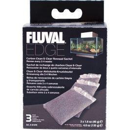 Náplň uhlí aktivní FLUVAL Edge 3ks