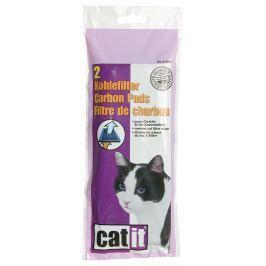 Filtr pro toalety CAT IT s krytem 2ks