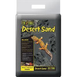Písek EXO TERRA pouštní černý 4,5kg