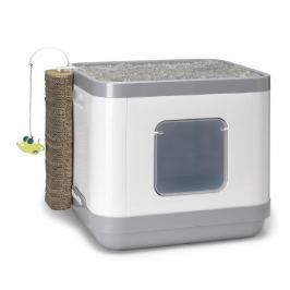 Savic Toaleta Cube 39,5*47,5*39,5cm
