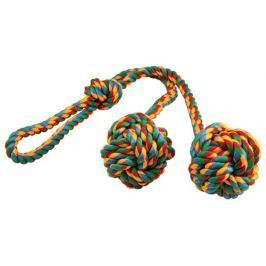 Přetahovadlo DOG FANTASY kliklak barevné 50 cm