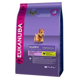 Eukanuba Puppy & Junior Small Breed 1kg